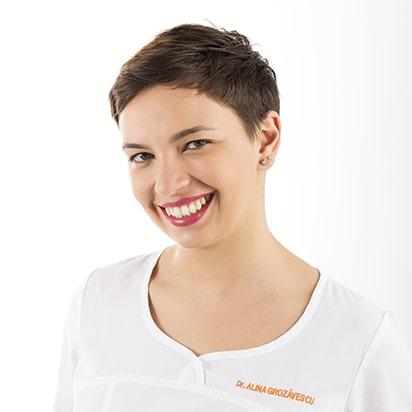 Alina Grozăvescu Personal medical