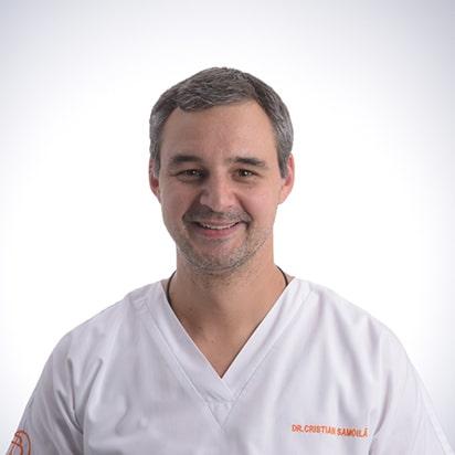 Christian Samoilă Personal medical