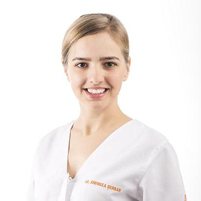 Andreea Șerban Asistente